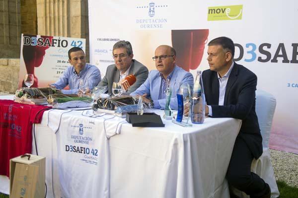 Photo of Desafío 42, en Ourense