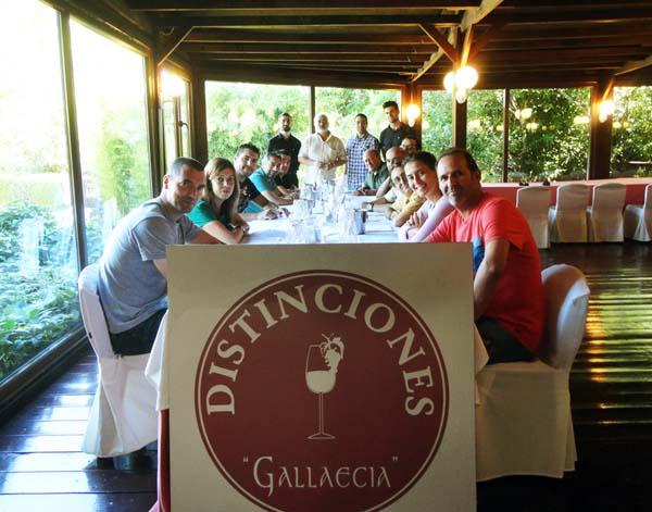 Photo of Gallaecia distingue a 105 viños galegos