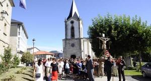 Das procesións aos concertos, en Trives