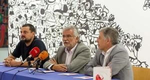 Xavi Carbonell expón no Centro Cultural Marcos Valcárcel