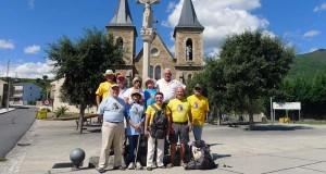 A Asociación do Camiño de Santiago por Valdeorras revisa o trazado desta ruta