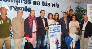 As compras en Ourense teñen premio