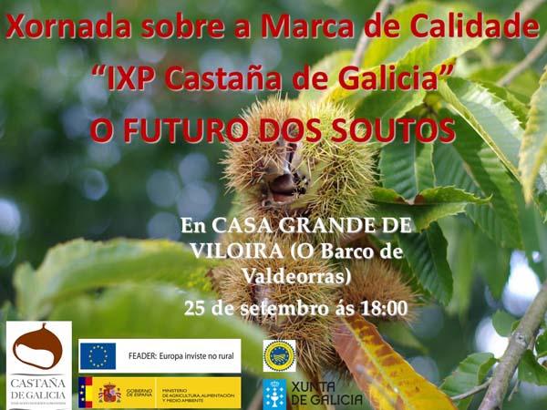 Photo of Xornada sobre a IXP Castaña de Galicia, no Barco