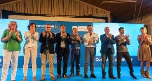 Núñez Feijóo clasura a IV Convención de Cargos Públicos do PP de Ourense