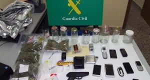 Detidas dúas persoas no Barco por tráfico de droga