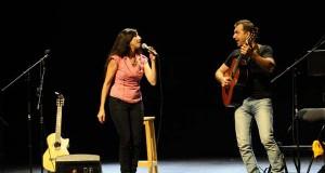 A sonoridade galego-brasileira de Najla Shami, no Barco