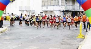 200 participantes no V Medio Maratón e IV Andaina de Petín