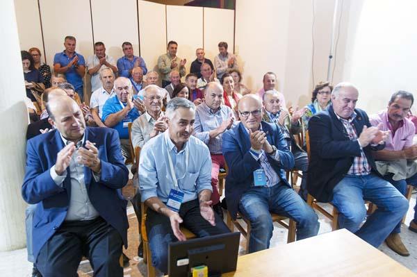 Photo of O PP de Rubiá elixe a Elías Rodríguez como presidente