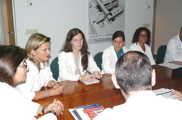 Photo of A Rede da UE para a Seguridade do Paciente e Calidade Asistencial visita Ourense