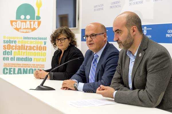 Photo of A cultura no rural, a debate en Celanova