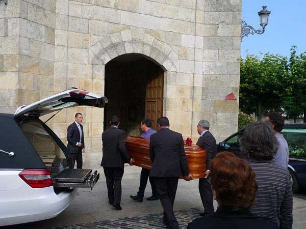 Photo of A comarca trivesa despide ao concelleiro Isauro Pérez