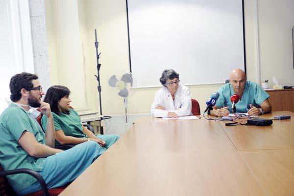 Photo of Amplíase a carteira de servizos de Uroloxía no HCV