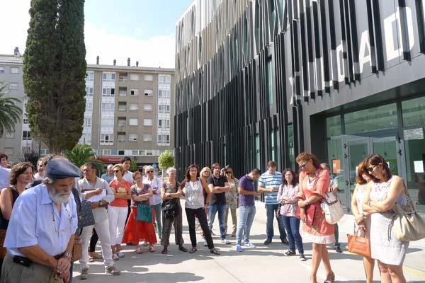 Photo of Reanúdanse as concentracións en defensa dos xulgados do Barco