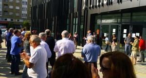 Valdeorras seguirá mobilizándose polos seus xulgados