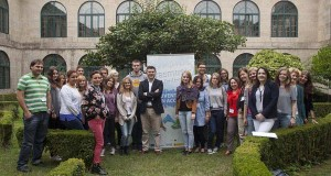 Curso inicial de servizo de voluntariado Europeo