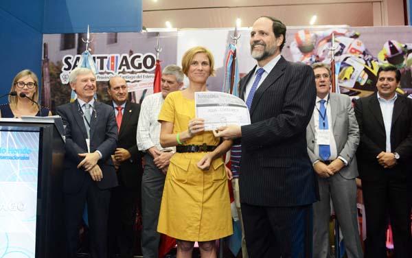 A directora xeral de Turismo, Nava Castro.