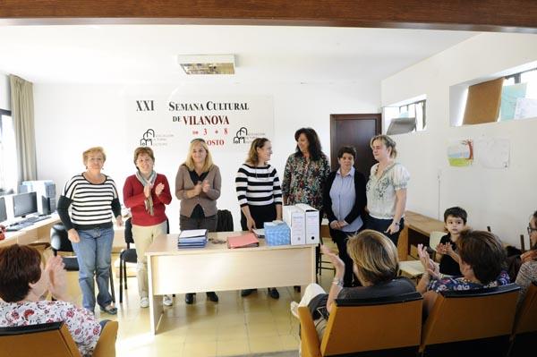 Photo of Nova directiva na asociación cultural O Mosteiro de Vilanova