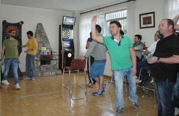 Photo of Torneo benéfico de dardos no bar O Chao