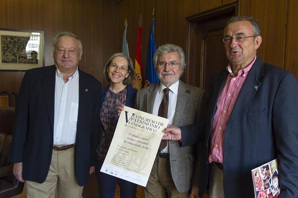 Photo of V Congreso Internacional de Patrimonio Etnográfico, en Ourense