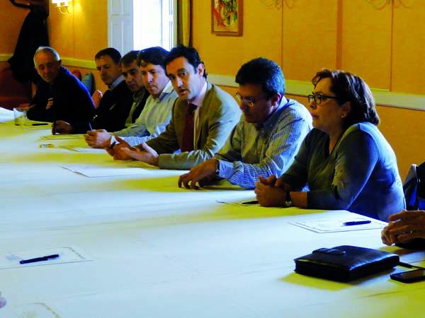 Photo of Xornada do Igape sobre internacionalización en Valdeorras