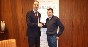 Convenio entre ABANCA e o CCA Ourense Centro