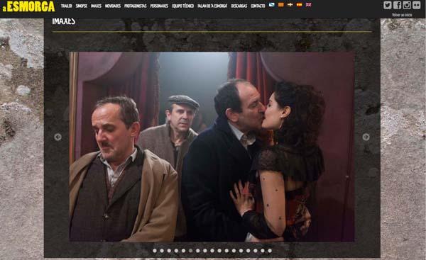"""Photo of O filme """"A Esmorga"""" estrea páxina web"""