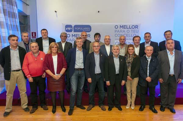 Photo of O PP presenta aos 17 cabezas de lista ás locais da xunta electoral da zona de Ourense