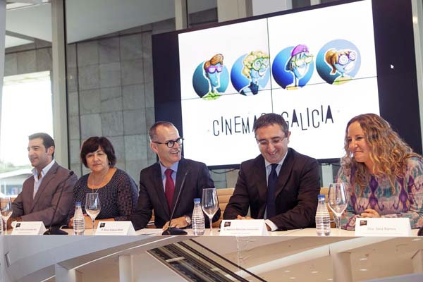 Photo of O Circuíto Cinemas de Galicia, en marcha