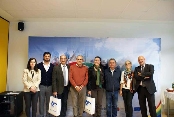 Photo of Unha delegación brasileira, na AECT Eurocidade Chaves-Verín