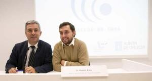 """O ourensán Rubén Riós imparte os obradoiros de radio """"O galego na onda"""""""