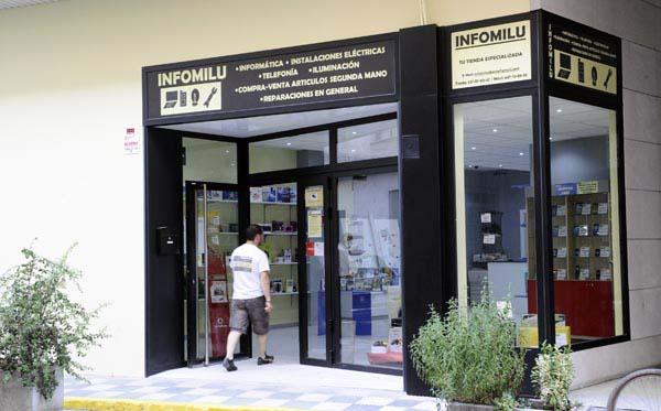 Photo of Infomilu, nova tenda especializada no Barco