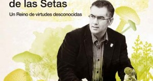Alejandro Mínguez presenta o seu libro sobre micoloxía no Barco