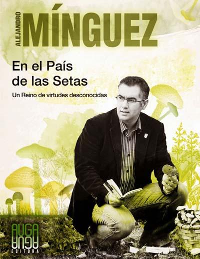 Photo of Alejandro Mínguez presenta o seu libro sobre micoloxía no Barco