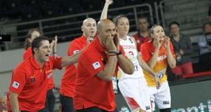 Mondelo,  a pola medalla no mundial de basket de Turquía