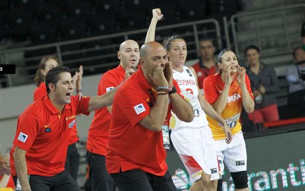 Photo of Mondelo,  a pola medalla no mundial de basket de Turquía