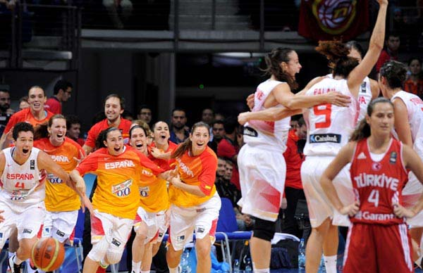 Photo of España, a la final del Mundobasket!