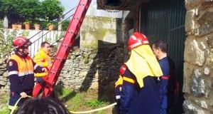 Conclúe en Manzaneda o curso de prevención e loita contra incendios