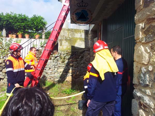 Photo of Conclúe en Manzaneda o curso de prevención e loita contra incendios