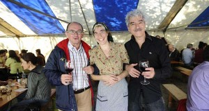 Barxacova (Parada do Sil) rende tributo ao viño