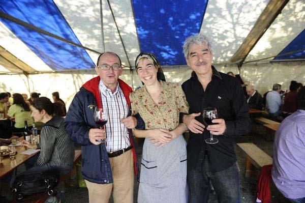 Photo of Barxacova (Parada do Sil) rende tributo ao viño