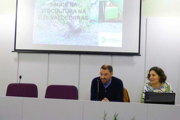 Photo of Estudo sobre riscos laborais no sector vitivinícola na D.O. Valdeorras