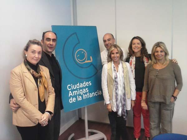 Photo of UNICEF recoñece a Verín no certame de Boas Prácticas