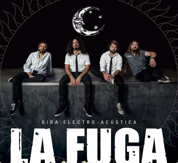 """Photo of La Fuga abre no Baranda a xira española """"En cueros"""""""