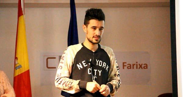 """Photo of Bruno Nieto fala na Farixa sobre a produción da web serie """"El Quid"""""""