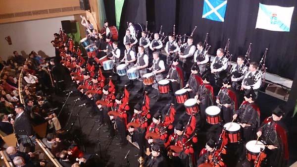 Photo of Música galega e escocesa, xunta nun DVD
