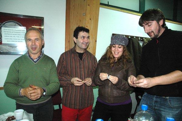 Photo of Abertal celebra o magosto a ritmo de gaitas
