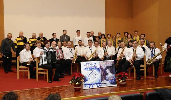 Photo of XIV certame Santa Cecilia, en Viana
