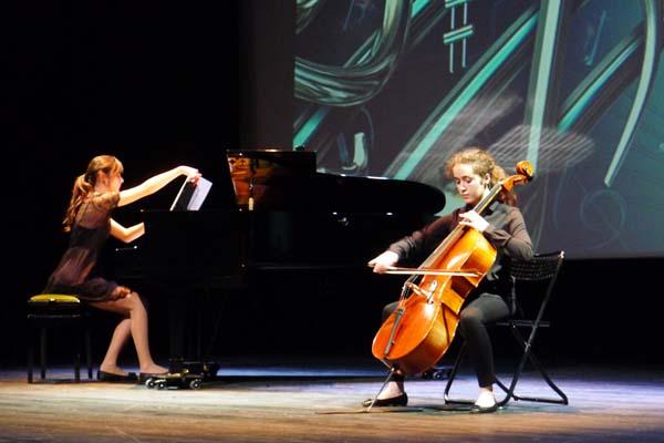 Photo of Concerto do Conservatorio e da Escola de Música do Barco por Santa Cecilia