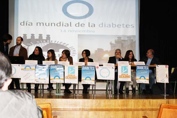 Photo of Conmemoración do Día Mundial da Diabete no Bierzo