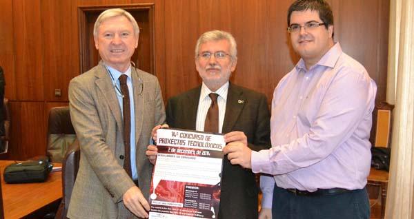 Presentación do 14º Concurso de Proxectos Tecnolóxicos en Ourense.